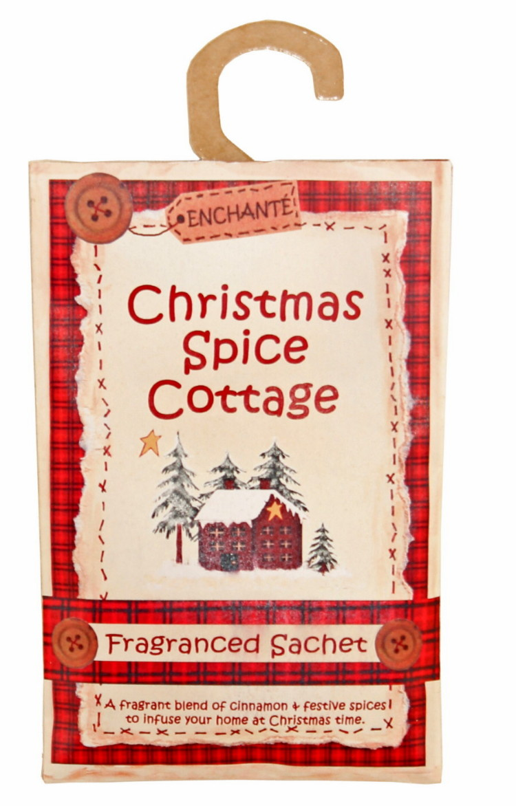 Christmas Spice Cottage