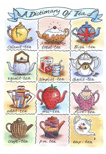 Helen L. Smith Tea Towels