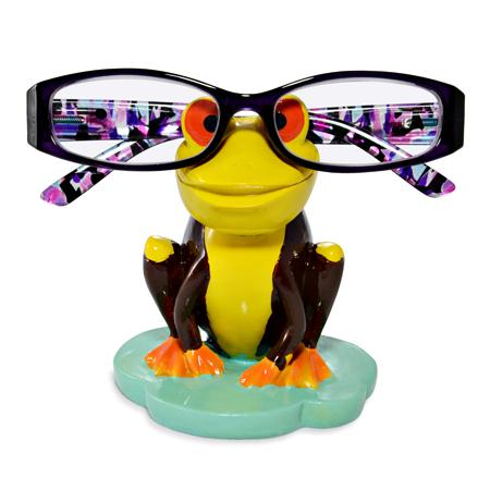 Frog Eye Glass Holder