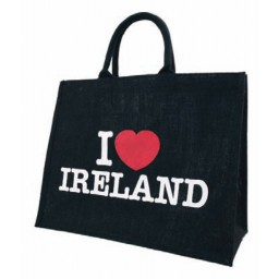 I Love Ireland Shopping Bag