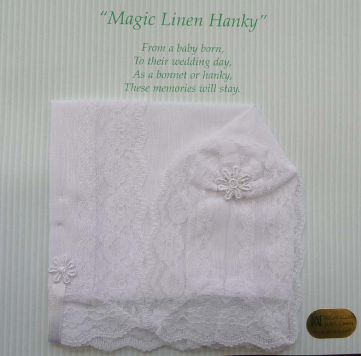 Magic Linen Hanky