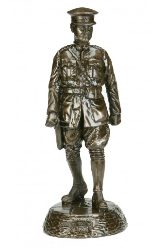 Michael Collins Large Bronze Statue 31cm
