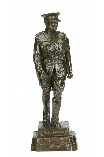 Michael Collins Small Bronze Statue 25cm