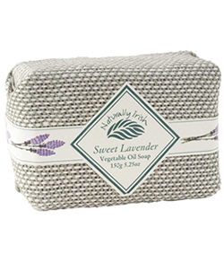 Naturally Irish Sweet Lavendar Vegetable Soap