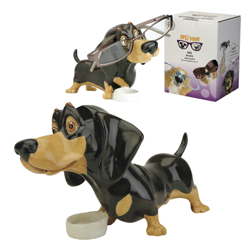 Optipaws Dachshund Eye Glass Holder