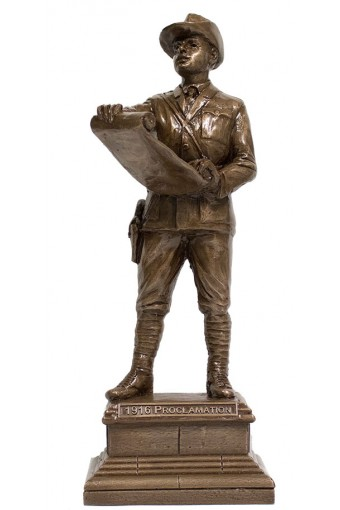 Padraig Pearse Bronze Figure 31cm Limited Edition of 2000