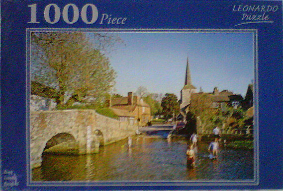 River Darent 1000 pce Jigsaw Puzzle