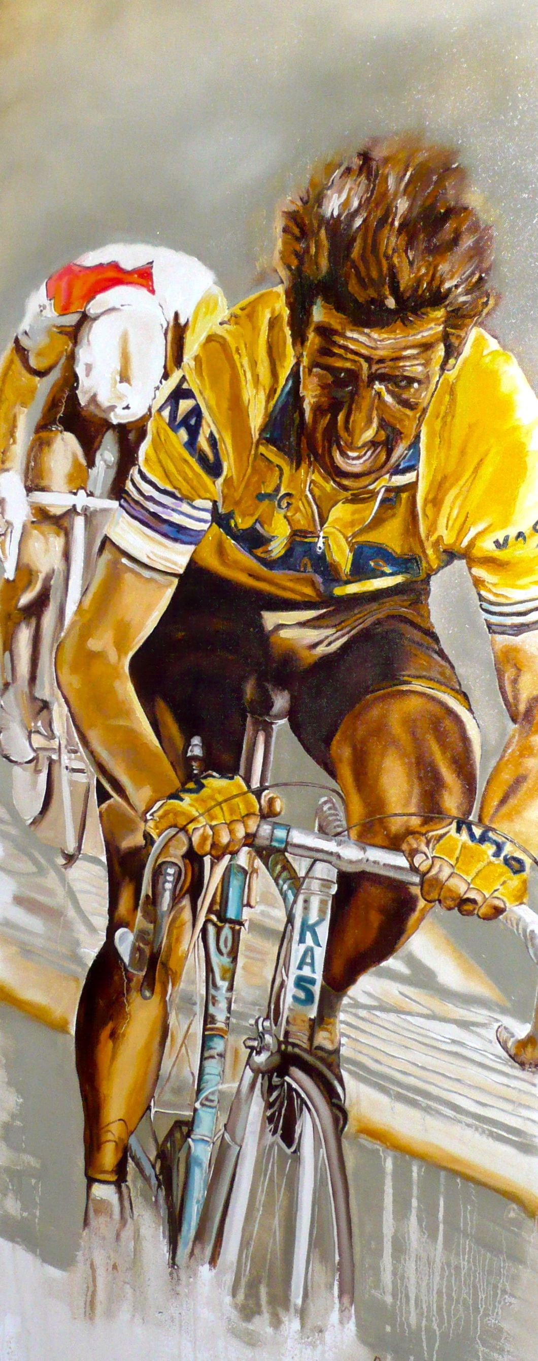 "Sean Kelly Print 18"" x 44"" Limited Edition of 150"