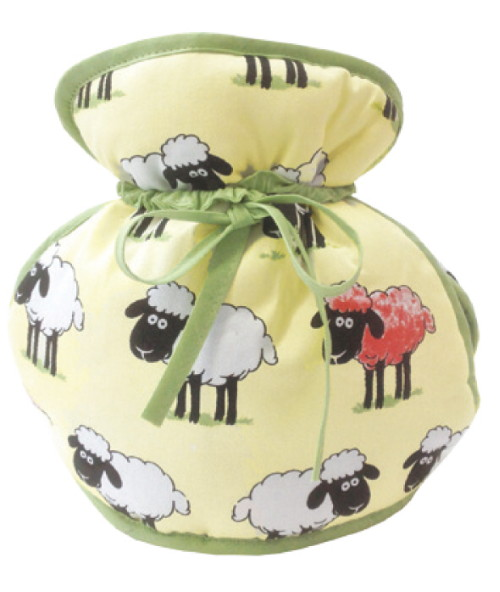 Sheepish Cotton Open Top Tea Cosy