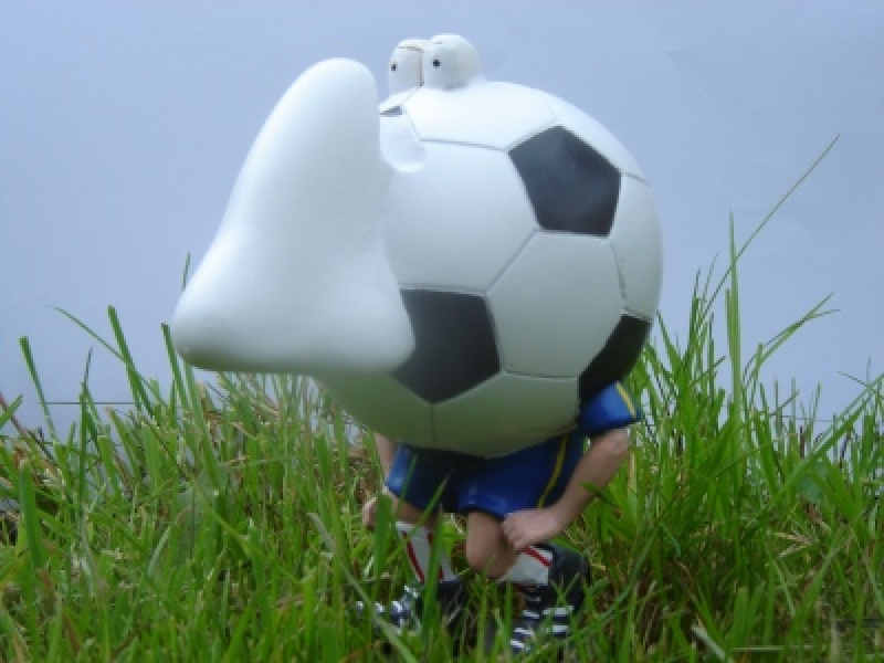 Soccer Sports Nose Eye Glass Spectacles Holder