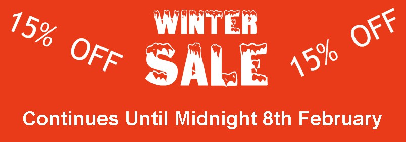 Winter Sale Continues