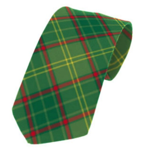 Armagh County Plain Weave Pure New Wool Tie
