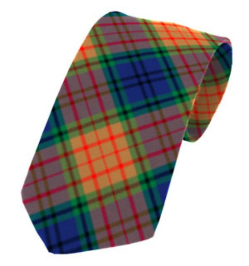 Longford County Plain Weave Pure New Wool Tie