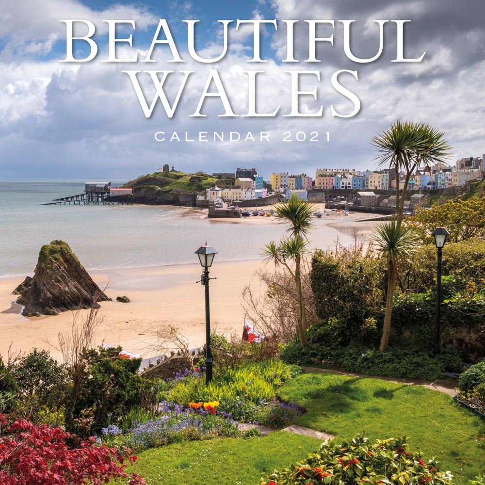 Beautiful Wales Calendar 2021