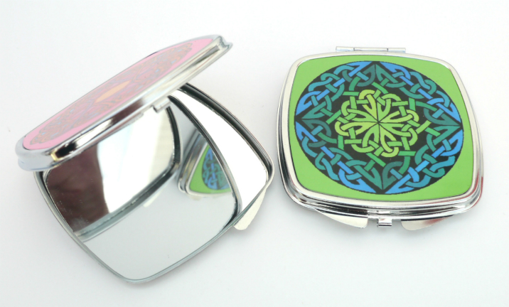 Celtic Vanity Mirrors