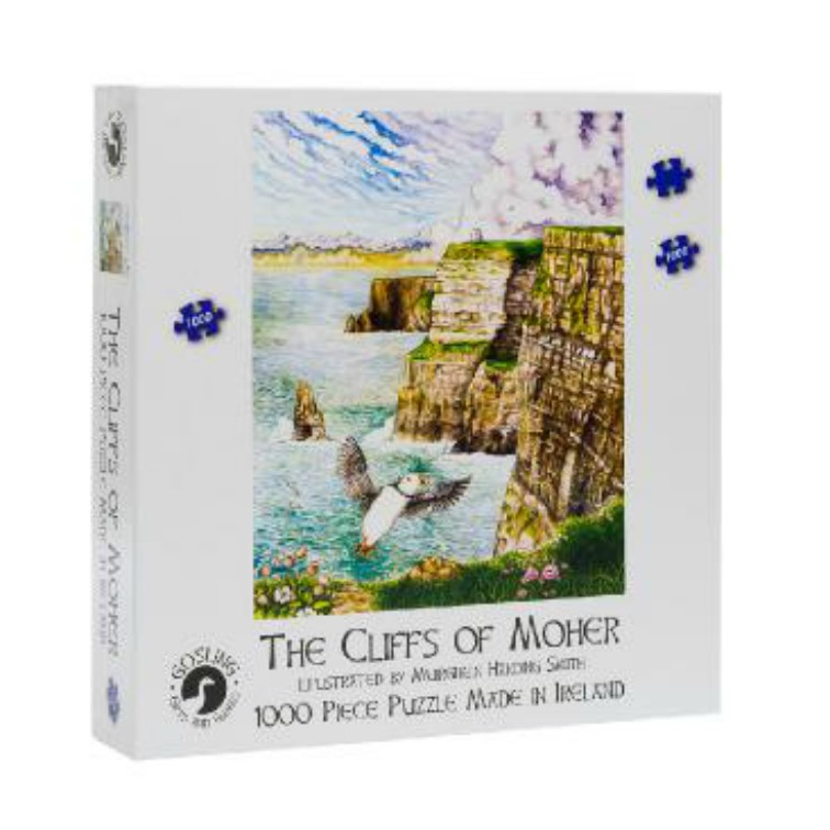 Cliffs of Moher - 1000 Piece Jigsaw Puzzle