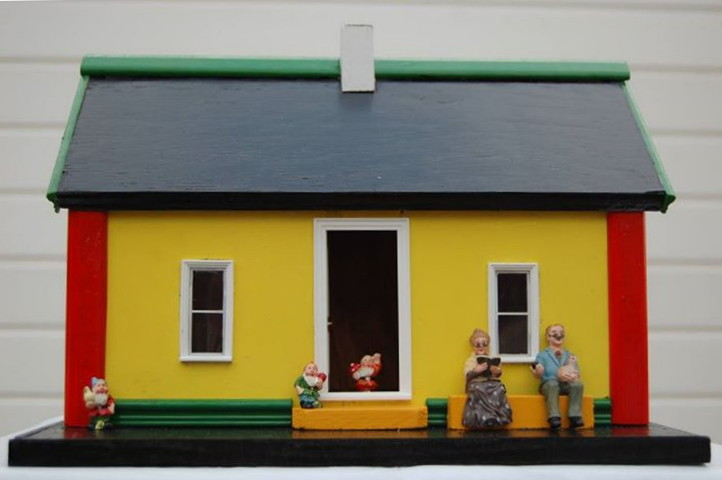 Hand Crafted Irish Cottages