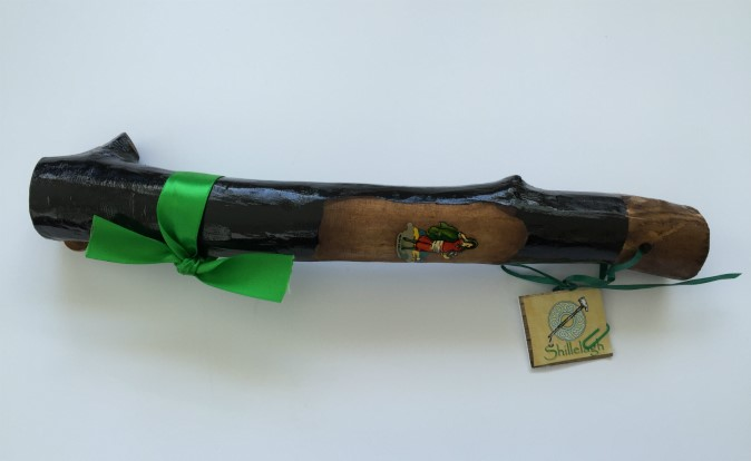 Irish Blackthorn Shillelagh Large