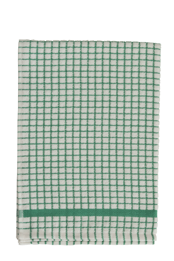 Lamont Green Poli-Dri Tea Towel