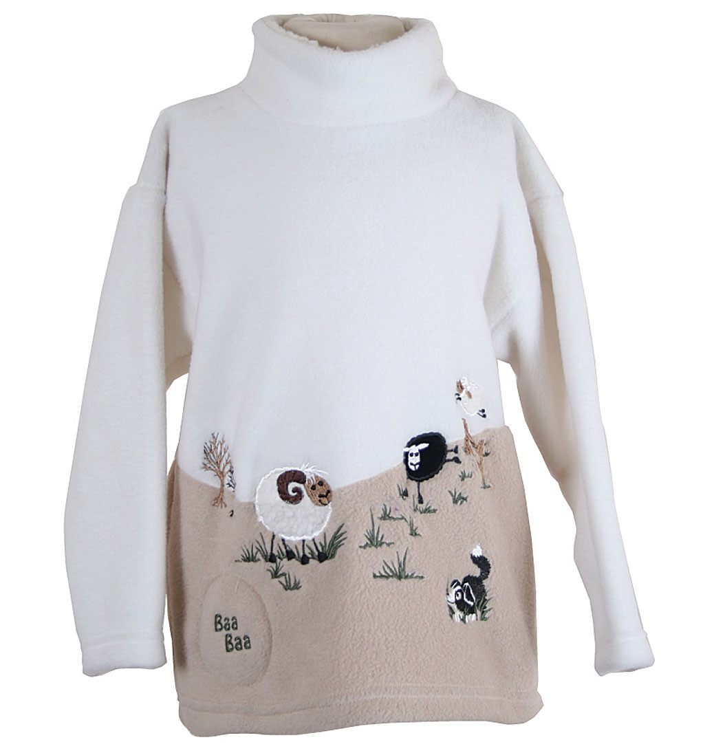Children's Crew Neck Fleeces