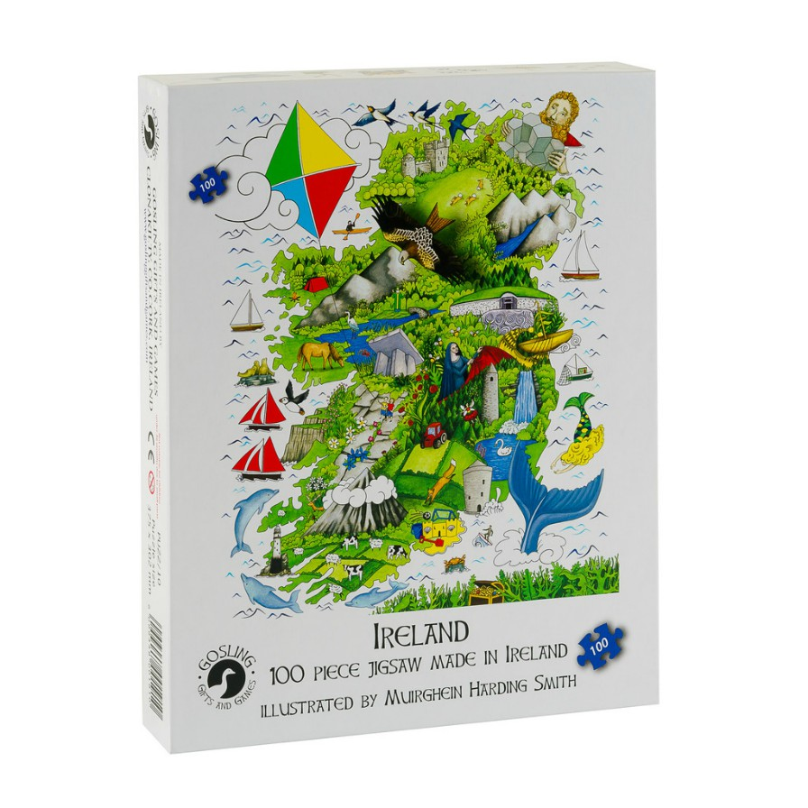 Irish & Scottish Jigsaw Puzzles