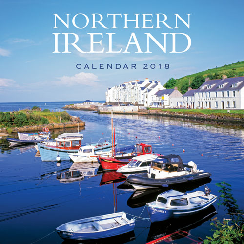 Northern Ireland 2018 Calendar
