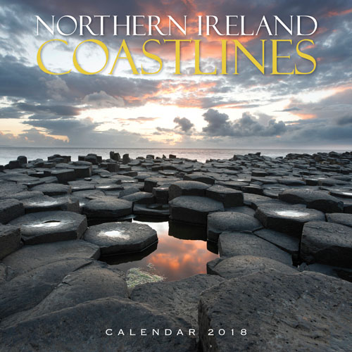 Northern Ireland Coastlines 2018 Calendar