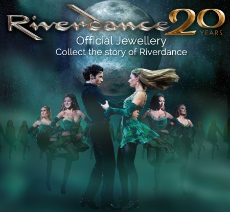 Official Riverdance Jewellery