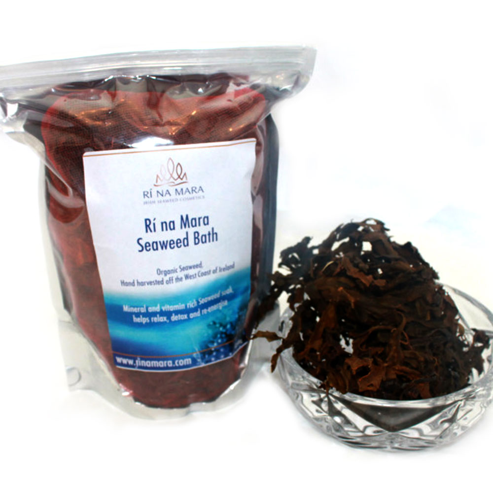 Ri Na Mara Dried Seaweed Soak Bath 200gm