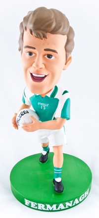 Fermanagh Gaelic Football Bobblehead Figurine | Irish Sport
