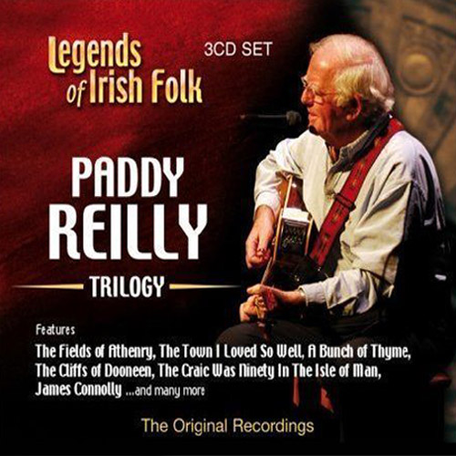Legends of Irish Folk by Paddy Reilly